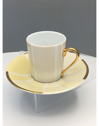 Tasse à café 1930 - Ivoire