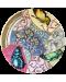 Assiette Papillon - Lamartine
